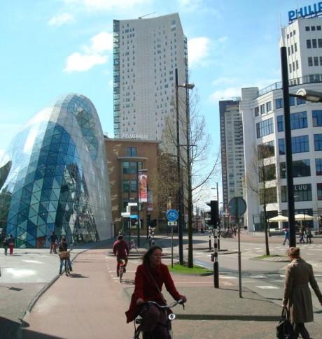 Geïntegreerde stedelijke projecten